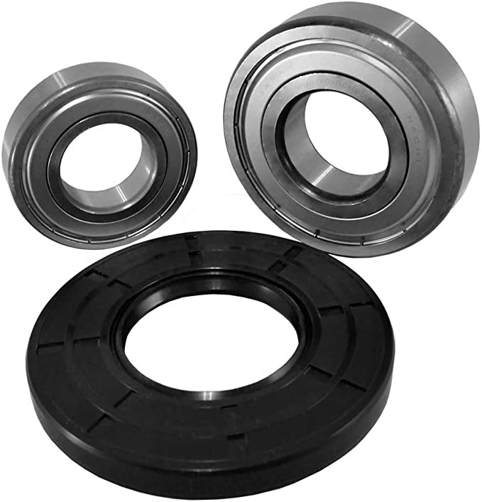 W10253864 and W10772617 WH45X10071 Kenmore Maytag and KitchenAid Etc. Replacement for Whirlpool GE Washer Tub Bearing & Seal Kit W10253866 W10772618