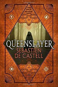 Queenslayer (Spellslinger) Paperback – May 21, 2019 by Sebastien de Castell (Author)