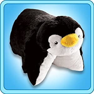 "My Pillow Pets Penguin 18"" - 51 KWJYRdlL - Pillow Pets Signature Stuffed Animal Plush Toy 18″, Playful Penguin"
