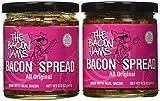 Bacon Spread - The Bacon Jams All Original- 2 Pack of 8.5 oz Jars