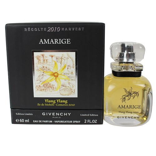 Amarige 2010 Harvest Collection by Givenchy for Women 2.0 oz Eau de Parfum Spray Limited Edition