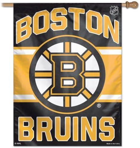 B0001Y780U The Boston Bruins NHL Flag or Banner 51-KXijAOrL