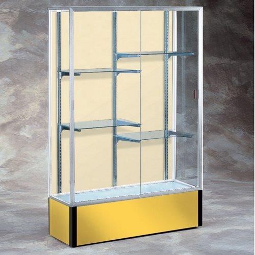 Waddell Aluminum Frame (Spirit 374 Series Aluminum Frame Display Case, 48