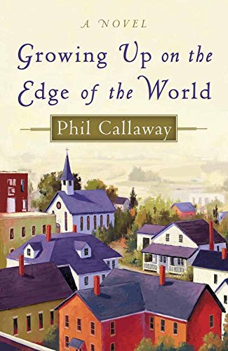 Growing Up on the Edge of the World (The Chronicles of Grace, Book 1)