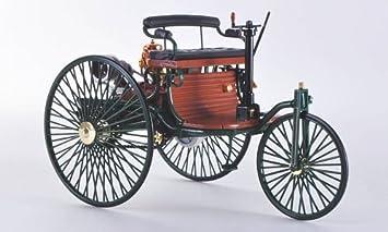 Mercedes Benz Patent-Motorwagen, grün, 1886, Modellauto ...