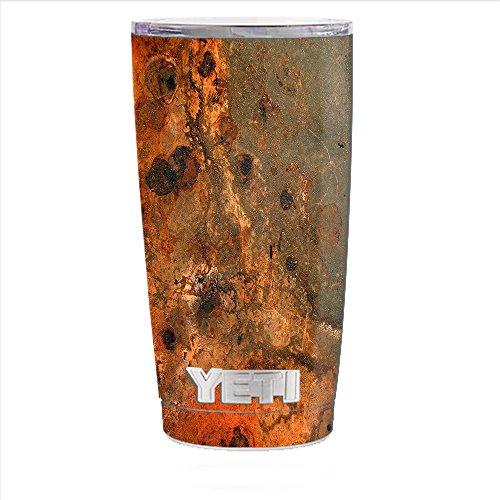 rusted steel panels - 3