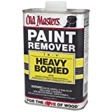 Old Masters 00401 Paint Remover Heavy Bodied, 1 Gallon (Pack of 4)