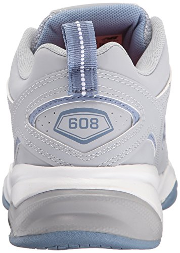 Balance Blue Grey D New WX608v4 Training Shoe US Women's 7 vqdqOxwP