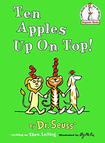 [ { { Ten Apples Up on Top! } } ] By Dr Seuss( Author ) on Mar-12-1961 [ Hardcover ]