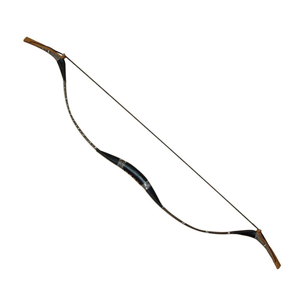 Longbow,Latest Style Recurve Archery Hunting Longbow Mongolian Traditional Handmade Horsebow,30LBS
