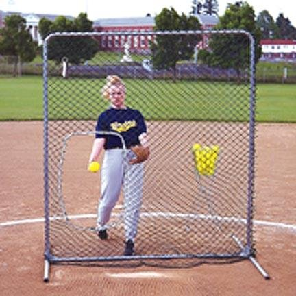 Jugs Replacement Netting for Lite-Flite Slowpitch Softball Screen by Jugs