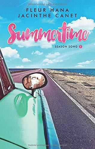 summertime - Season Song - Tome 1 : Summertime de Fleur Hana et Jacinthe Canet 51-KZJx6twL