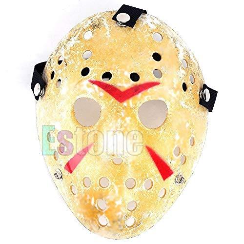 Halloween Crafts Masks - Jason Vs Friday The 13th Horror Hockey Cosplay Costume Halloween Killer Mask - Adult Clown Mask Spiderman Mask 13th Jason Hockey Hockey Halloween Horror Mask Mask Hockey -