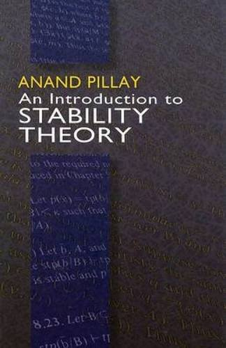 An Introduction to Stability Theory (Dover Books on Mathematics)