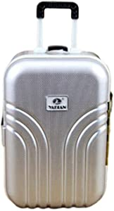 Garneck Piggy Bank Mini Carrying Case Plastic Luggage Money Box Coin Box Saving Pot Pub Bar Home Decor