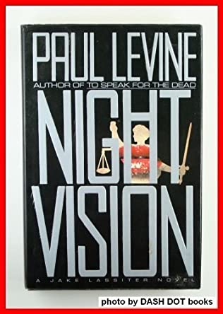 book cover of Night Vision