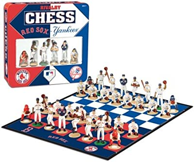 Red Sox vs. Yankees Chess by USAopoly