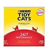 Purina Tidy Cats Clumping Litter 24 7 Performance for Multiple Cats 40 lb. 2 Box