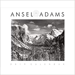 Ansel Adams 2019 Wall Calendar Amazoncouk Ansel Adams