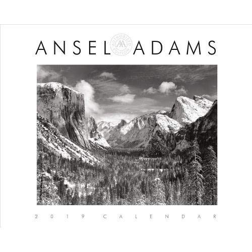 - Ansel Adams 2019 Wall Calendar