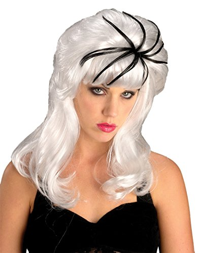 Vixen Sinister Wig Spiderella Sorceress Witch Wig Theatre Costumes Accessory