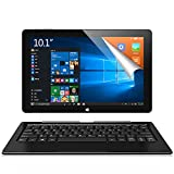 ALLDOCUBE iwork10 Ultimate 2-in-1 Tablet PC(Keyboard Included), 10.1 inch 1920 x1200 IPS Screen, Win10+Android 5.1, Intel Atom X5 Z8350 Quad Core, 4GB RAM, 64GB ROM, Support HDMI Output, Black