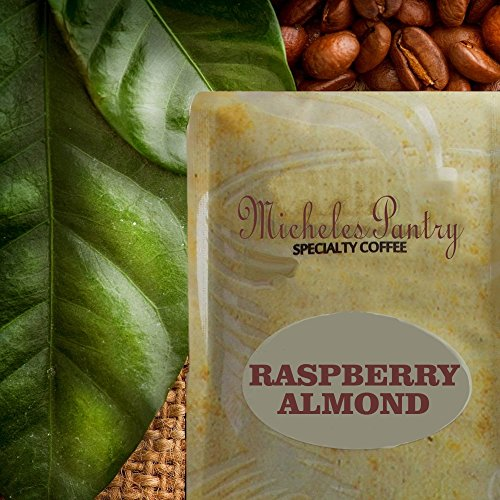 Raspberry Almond Flavored Coffee 2 10 oz. Bags Ground Drip