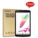 [2 Pack] LG G Pad F 8.0/G Pad II 8.0 Tempered-Glass Screen Protector, for LG G Pad F 8.0 [ AT&T V495 AK495 ]/G Pad II [ T-Mobile V496 UK495 V498 ] 8-inch Android Tablet