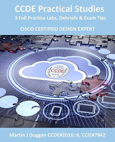 CCDE Practical Studies
