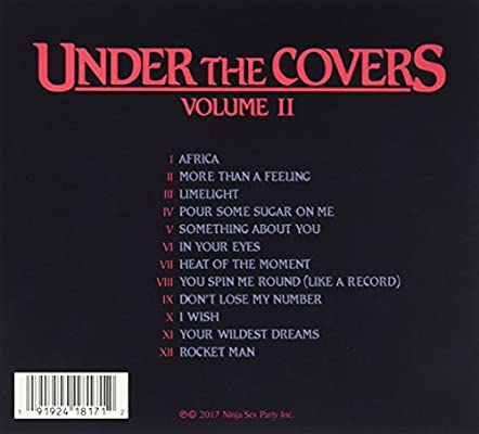 Under The Covers II: Ninja Sex Party: Amazon.es: Música