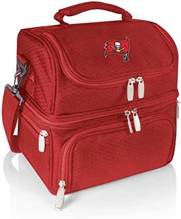 PICNIC TIME NFL Tampa Bay Buccaneers Pranzo Insulated Lunch Tote