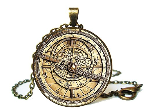 AttractionOil Gifts Steampunk Astrolabe (Image Under, used for sale  Delivered anywhere in USA