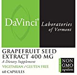Davinci Laboratories - Grapefruit Seed Extract, Gse Supplement for Gi Issues, 60 Ct, 60 Count
