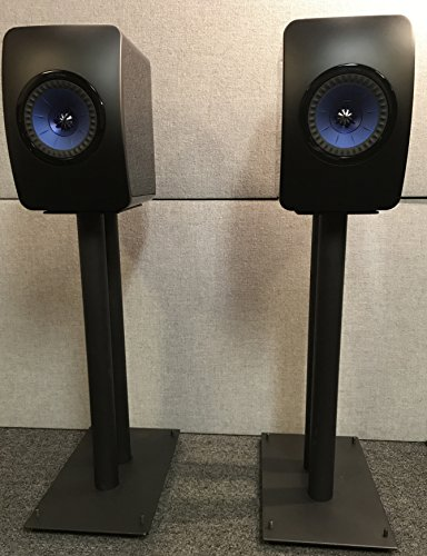 """Price comparison product image LS50 All Steel 24"""" Speaker Stand by Vega A / V"""