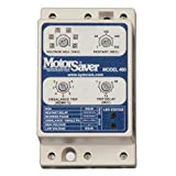 SymCom MotorSaver 3-Phase Voltage Monitor, Model 460-14, 190-480V, Motor Control Via 1 Normally Open and 1 Normally Closed Contactors, DIN Rail Mount