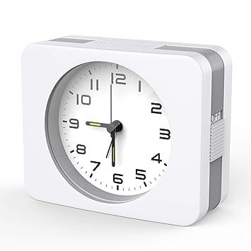 Amazon.com: Yonzone - Reloj despertador con función de luz ...