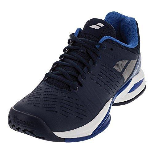 Babolat Propulse Team Men's Tennis Shoes Blue (11.5) (Babolat Tennis Shoes)