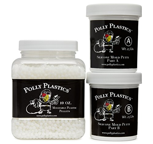 amazing putty casting resin kit - 4