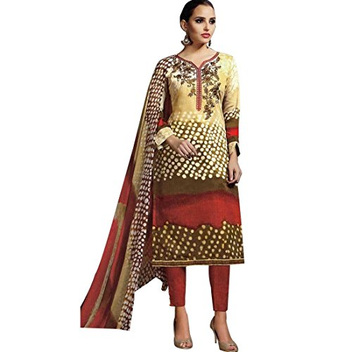 Ready-To-Wear-Embroidery-Print-Cotton-Salwar-Kameez-Suit-Indian