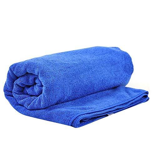 Panno pulito di pulizia di cura di automobile di asciugamano di microfibra di forza di morbidezza Pulisca il panno 60 * 160cm Lovelysunshiny