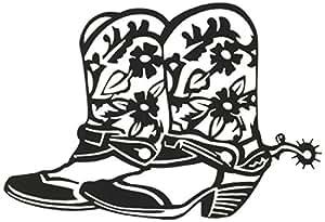 Scrapbook 101 Shape Cardstock Die Cuts, Cowboy Boots