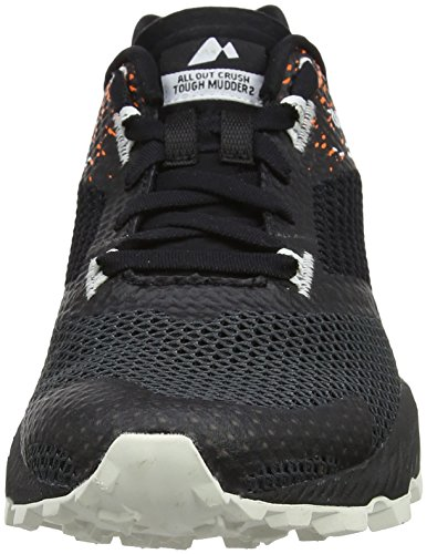 2 Mudder Tough Tm Merrell Trail Chaussures Out Noir Femme Crush Orange All de wIFXI4