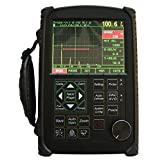 GAO-UTFD-107 Portable ultrasonic flaw detector with Li battery continue working time up to 10 hours, Big memory, Automated make video of test process & play, 6dB DAC functions, 100 independence setup, High contrast viewing, Peak Hold & Peak Memory