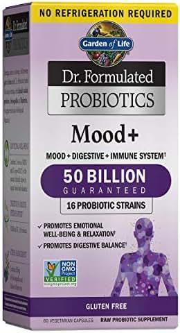 Probiotics: Garden of Life Mood Daily