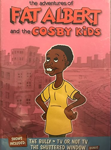 Bully Dvd (The Adventures of Fat Albert and the Cosby Kids: The Bully: Tv or Not Tv: The Shuttered Window)