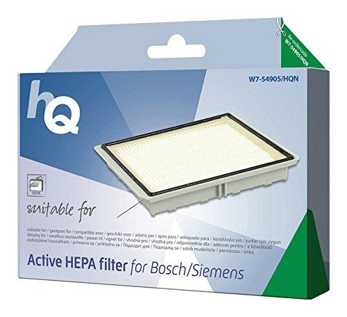 HQ W7-54905-HQN accesorio y suministro de vacío - Accesorio para aspiradora (Color blanco, Bosch/Siemens 263506, BSA-BSB Pro Parquet Sphera Speedy & ...