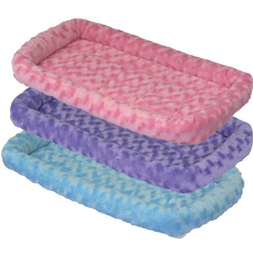 "Quiet Time Fashion Bed - Pink - 17"" x 12"""