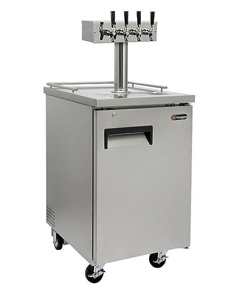 Amazon.com: kegco xck-1 comercial Kegerator dispensador de ...