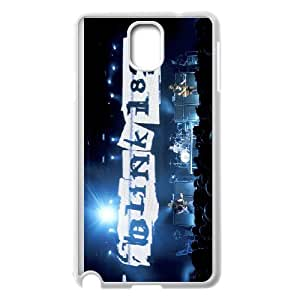 Best Phone case At MengHaiXin Store Blink 182 Music Band Pattern 82 For Samsung Galaxy NOTE4 Case Cover