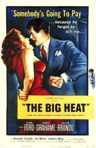 The Big Heat by postersdepeliculas B01AJ2SWWQ